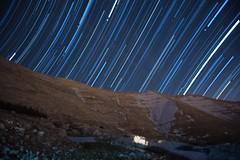 (Marwanhaddad) Tags: stars startrails mountain dark now night photography long exposure