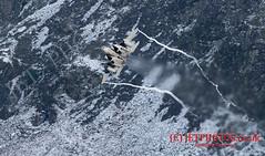 USAF F-15E Strike Eagle Low Level (JetPhotos.co.uk) Tags: 48thfighterwing aviation bobsharplesphotography defence f15e fighter hills jetphotoscouk lfa7 lowflying lowflyingarea7 machloop mountains raflakenheath roundabout snow snowdonia strikeeagle tactical valley valleys wales welsh aircraft jet training winter