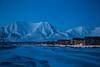 Longyearbyen by sunset (jussitoivanen) Tags: naturephoto nature naturescenes naturephotography urbanphoto city citypic cityphoto cityscape arctic urban urbanphotography svalbard