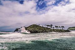 San Nicolás de Lekeitio (Jabi Artaraz) Tags: jabiartaraz jartaraz zb euskoflickr sannicolás garraitz lekeitio isla costa olas mar