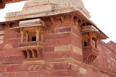 Fatehpur Sikri - (38) (Rubén Hoya) Tags: fatehpur sikri templo palacio capital imperial rajasthan india