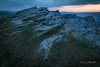 Windgather Texture (kieran_metcalfe) Tags: peakdistrictnationalpark 80d landscape sunset nature derbyshire tactile canon evening texture cheshire countryside bluehour peakdistrict windgatherrocks sky windgather rough lastlight gritstone gritstones
