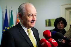 Saúde: Rui Rio recebe a Associação Nacional dos Médicos de Saúde Pública