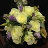 Ivory and Lilac (Flowers by Moonstones - Fareham Florist) Tags: ivory lilac roses lisianthus weddingbouquet bridalbouquet weddingflowers wedding bridal flowers moonstones flowersbymoonstones marriage freshflowers