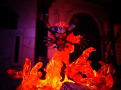 Immolith (ridureyu1) Tags: immolith demon undead tanarii abyss dungeonsdragons dd dungeonsanddragons tsr wizardsofthecoast wotc rpg roleplayinggame gygax arneson toy toys actionfigure toyphotography sonycybershotsonycybershotdscw690