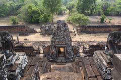 Temple hindou de Pré Rup, Angkor, Cambodge (voyagesphotos) Tags: asia asie architecture temple pré rup cambodge cambodia hindou hindu hinduism hindouïsme