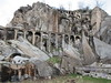Rocks and arches, slope of Liberators Hill, Plovdiv, Bulgaria (Paul McClure DC) Tags: plovdiv bulgaria balkans пловдив българия feb2018 historic scenery geology architecture