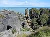 Punakaiki & Paparoa National Park (Travolution360) Tags: new zealand punakaiki paparoa national park pancake blowhole nature coast cliff scenery travel