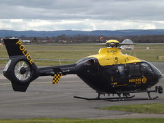 G-PSHU Eurocopter EC135 Helicopter Babcock Mission Critical Services Onshore (Aircaft @ Gloucestershire Airport By James) Tags: gloucestershire airport gpshu eurocopter ec135 helicopter babcock mission critical services onshore ltd egbj james lloyds