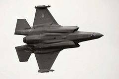 Armed to the belly (Dafydd RJ Phillips) Tags: f35 lightning 2 death valley military jet fighter