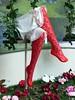 Medias rojas (juantiagues) Tags: camelias exposición santiago fonseca maniquíes juantiagues juanmejuto