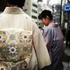 #kimono #impermeabile #tokyo #giappone #geisha (Anna Rita Corrias) Tags: tokyo geisha kimono giappone impermeabile