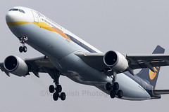VT-JWR Jet Airways India A330-300 Amsterdam Schiphol (Vanquish-Photography) Tags: vtjwr jet airways india a330300 amsterdam schiphol ams eham vanquish photography vanquishphotography ryan taylor ryantaylor aviation railway canon eos 7d 6d 80d aeroplane train spotting