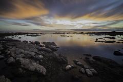The silence (uruguay peñarol) Tags: blue sky silence sunset verano