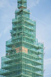 Fragile tower