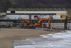 Colwyn Pier demolition (Lord Edam) Tags: sea coast storm waves sirens minibeastfromtheeast high tide welsh photography colwyn bay beach pier demolition