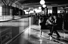 paris..... (andrealinss) Tags: frankreich france paris parisstreet availablelight 35mm andrealinss schwarzweiss street streetphotography streetfotografie airport charlesdegaulle bw blackandwhite