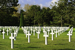 20090927_8403-Edit (dc2photo) Tags: american bassenormandie collevillesurmer france normandy omahabeach ww2 worldwartwo cemetery memorial war