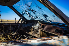 Holy Windshield (Uncharted Sights) Tags: andrix colorado ghost town city history historic plains southern urbex rurex urban rural exploration abandoned forgotten explore adventure discover fuji fujifilm x100 car auto community gone colt ford