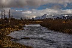 Vífilsfell og Suðurá (Pétur Jónsson) Tags: pétur jónsson k55 iceland reykjavík vífilsfell suðurá river scenery everything