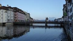 reuss river (richie rocket) Tags: switzerland lasuisse lucerne