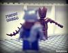 Groot-ffiti Artist (WattyBricks) Tags: lego marvel superheroes groot rocket raccoon mcu guardians galaxy