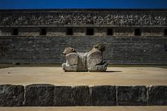 IMG_2690_1 (avolanti) Tags: uxmal pyramid pyramids pyramidofthemagician mexico mayan ruins vacation travel yucatan beautiful wanderlust explore