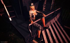 ► ŁΘΘҜ 509 ◄ (FashionGeekStyle) Tags: cranked sys shoetopiaeventapril2018 gulabi lllalejandralll bellezafreya bloggersecondlife bloggersl fashiongeekstyle