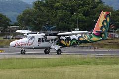 TI-BFO DHC-6-300 MROC 02-11-14 (MarkP51) Tags: tibfo dehavillandcanada dhc6300 dhc6 twinotter natureair 5c nrr sanjosejuansantamaria airport sjo mroc costarica centralamerica aircraft airplane airliner plane image markp51 nikon d7100 aviationphotography