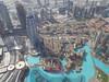 View From ''At The Top''  (38) (niketa579) Tags: uae dubai burjkhalifa atthetop tour tallestbuilding downtowndubai