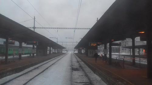 Zvolen railway station