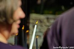 Lourdes 156-A (José María Gil Puchol) Tags: aquitaine basilique boujie catholique cathédrale cierge eau eaumiraculeuse fidèle france handicapé jeanpaulii josémariagilpuchol lourdes paysbasque prière pélèrinage religion