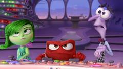 INSIDE OUT (princeallav) Tags: pixar pixaranimation animation insideout disney disneyanimation riley joy sadness anger fear disgust bingbong jangles petedocter jonasrivera