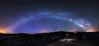 The Guardian (JESÚS MENDOZA   FOTOGRAFÍA) Tags: night vialactea siles sierradesegura longexposure fotografianocturna stars elyelmo space estrellas milkway nightscape