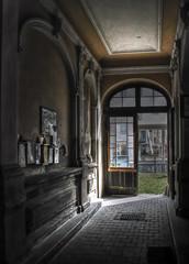 The old hallway (Matjaž Skrinar) Tags: 1025fav 100v10f 250v10f