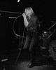 Arctic Flowers, High Water Mark, Portland, OR, 4-21-2018 (convertido) Tags: generacion suicida arctic flowers bellicose minds darklight high water mark portland or los angeles ca punk rock post postpunk dark concert photography live music show black white photo