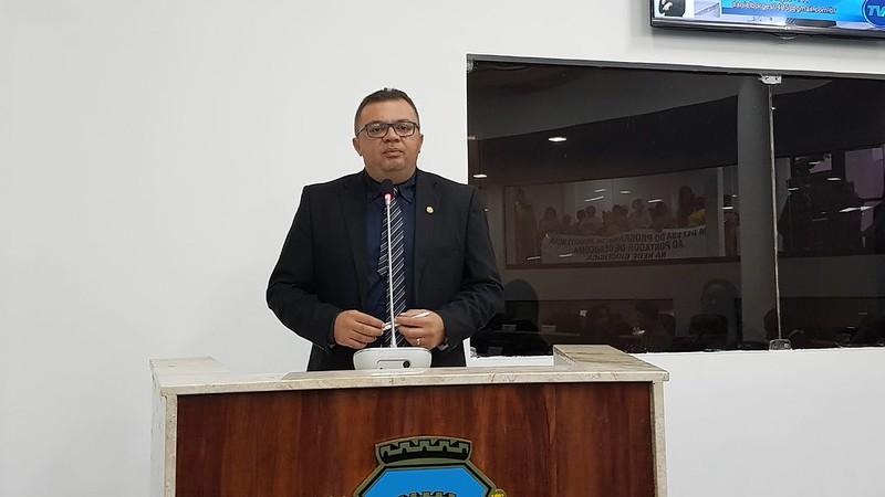 Vereador Daniel Borges (PR)