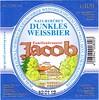 Germany - Familienbrauerei Jacob (Bodenwöhr) (cigpack.at) Tags: bodenwöhr germany deutschland familienbrauerei jacob naturtrübes dunkles weisbier bier beer brauerei brewery label etikett bierflasche bieretikett flaschenetikett