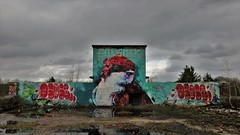 Klaas Lageweg / Liège - 12 mar 2018 (Ferdinand 'Ferre' Feys) Tags: liège luik belgium belgique belgië streetart artdelarue graffitiart graffiti graff urbanart urbanarte arteurbano ferdinandfeys urbex