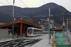 I_B_IMG_8474 (florian_grupp) Tags: asia china train railway railroad passenger electric beijing tram bagou fragranthills xijiao botanicalgardens siemens lrt haidian