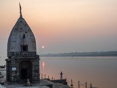 LR Madhya Pradesh 2018-2240104 (hunbille) Tags: birgittemadhyapradesh20181lr ghat ahilyabai ghats ahilyabaighat india madhya pradesh madhyapradesh maheshwar narmada river holy ahilya sunrise yoga