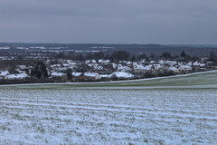 Odiham Covered in Snow (THE NUTTY PHOTOGRAPHER) Tags: snow scenes snowscenes odiham hampshire hampshirevillages