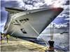 MSC Divina [Explored, 2018-03-22 - Thank you!] (Luc V. de Zeeuw) Tags: cruiseship kitts mscdivina quay saint sun basseterre saintgeorgebasseterreparish saintkittsandnevis