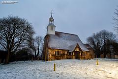 St Simon & St Jude Church at Quendon (Nigel Blake, 16 MILLION views! Many thanks!) Tags: st simon jude church quendon stsimon stjude nigelblakephotography nigelblake landscape essex uttlesford
