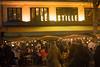 Le Bastille, Paris (2.6 m views ! https://society6.com) Tags: 25mars2018 lebastille march31 paris bar café jsebouvi night nuit photo yellow capitale