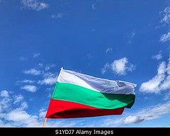 Photo accepted by Stockimo (vanya.bovajo) Tags: stockimo iphonegraphy iphone bulgarian flag bulgaria blue sky