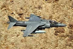 JUMP JET (Dafydd RJ Phillips) Tags: vx 31 vx31 china lake test evaluation sqn squadron harrier jump jet canyon rainbow jedi transition california star wars sea