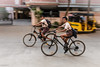 To School (Balaji Photography') Tags: cycle cycling school students children couple friends panning canon wheels riding blur bicycle people pedals uniformdress boys yellow auto spokes tyre tubes schoooling chennai canon70d