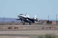 NASA F-15 (linda m bell) Tags: losangelescounty airshow 2018 lancaster california foxairfield aircraft nasa f15 f15eagle mcdonnelldouglas