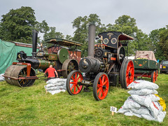 Shrewsbury steam rally 2017 (Ben Matthews1992) Tags: shrewsbury steam rally 2017 august salop shropshire england britain old vintage historic preserved preservation vehicle transport classic aveling porter traction engine no5890 walter roller tractor 5ton dougal d2608